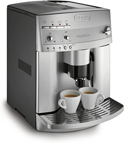 De'Longhi ESAM3300 Super-Automatic Espresso/Coffee Machine