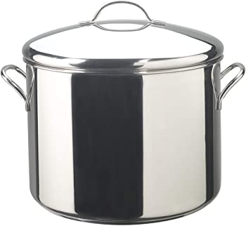Farberware Classic Stainless Steel Stock Pot/Stockpot with Lid
