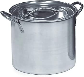 IMUSA USA Stainless Steel Stock Pot
