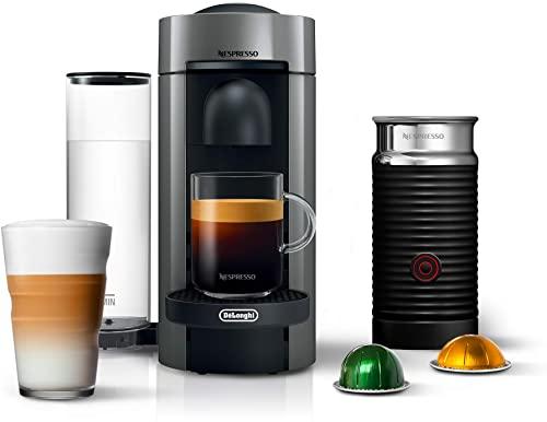 Nespresso Vertuo Plus Coffee and Espresso Maker